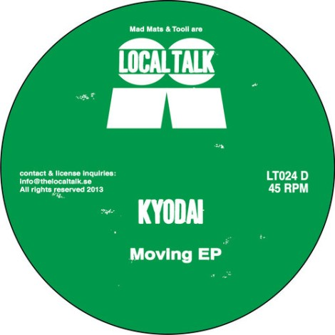 Kyodai - Moving EP
