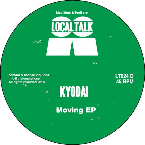 Kyodai - Moving EP