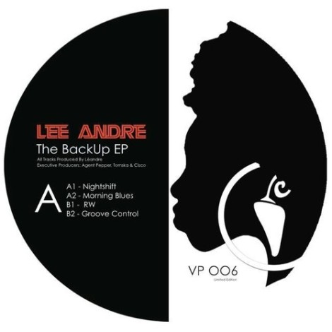 Lee Andre – The Backup EP [VP006]