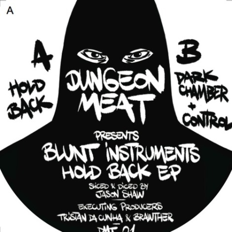 DUNGEON MEAT - HOLD BACK EP