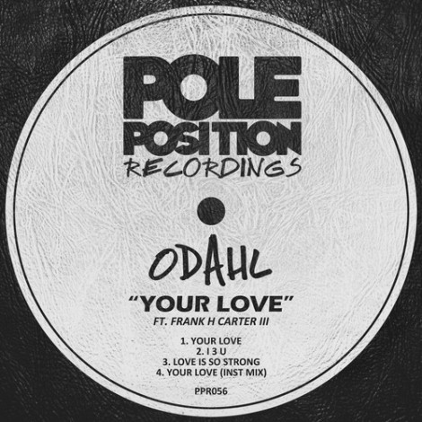 ODahl - Your Love EP [PPR056]